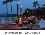 Outdoor Restaurant Tables ...
