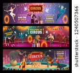 Vector Circus Show And Carniva...