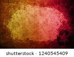 recycle sign paper grunge... | Shutterstock . vector #1240545409