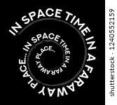 modern spiral for trend look ... | Shutterstock .eps vector #1240552159