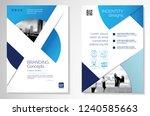 template vector design for... | Shutterstock .eps vector #1240585663