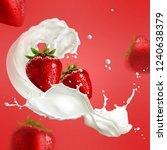 vector realistic illustration... | Shutterstock .eps vector #1240638379