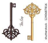 Ornamental Medieval Vintage...