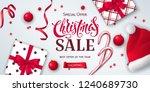 vector horizontal banner for... | Shutterstock .eps vector #1240689730
