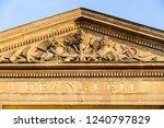 park of orangerie museum  photo ...   Shutterstock . vector #1240797829