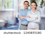 Couple Call Center Receptionists