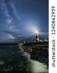 Portland Bill Lighthouse And...