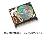 """hard drive 1.8"""" with the lid... 