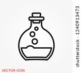 aromatherapy icon  accessory... | Shutterstock .eps vector #1240913473