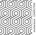 vector geometric pattern....   Shutterstock .eps vector #1240917550