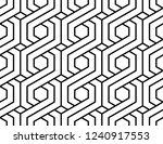 vector geometric pattern....   Shutterstock .eps vector #1240917553