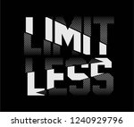 limitless camouflage sliced... | Shutterstock .eps vector #1240929796
