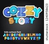 Cozzy Kids Alphabet For Books ...