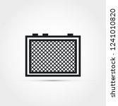 portable wireless speaker...   Shutterstock .eps vector #1241010820