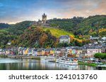 Cochem In Autumn  Germany....