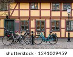 old architecture in the swedish ... | Shutterstock . vector #1241029459