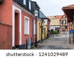 old architecture in the swedish ... | Shutterstock . vector #1241029489