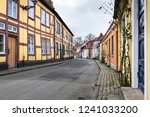 old architecture in the swedish ... | Shutterstock . vector #1241033200