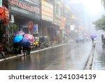 sa pa  lao cai province ... | Shutterstock . vector #1241034139