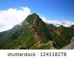 View Of Mt. Yatsugatake In...