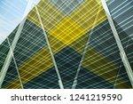 double exposure photo of... | Shutterstock . vector #1241219590