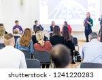 business and entrepreneurship... | Shutterstock . vector #1241220283