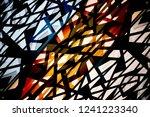 multiple exposure photo of... | Shutterstock . vector #1241223340