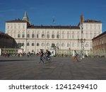 turin  italy   circa october... | Shutterstock . vector #1241249410