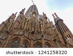 barcelona  spain   october 13 ... | Shutterstock . vector #1241258320