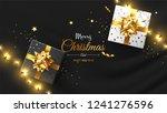 vector photorealistic top view...   Shutterstock .eps vector #1241276596