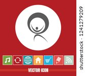 very useful vector icon of man...