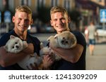 so great to be together. happy...   Shutterstock . vector #1241309209