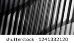 lath structure of ceiling or... | Shutterstock . vector #1241332120