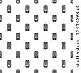 intercom pattern seamless... | Shutterstock .eps vector #1241439853