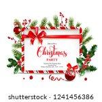 festive design for banner | Shutterstock .eps vector #1241456386