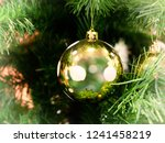 composition of the christmas... | Shutterstock . vector #1241458219