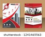 business abstract vector... | Shutterstock .eps vector #1241465563