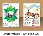 business abstract vector... | Shutterstock .eps vector #1241465623
