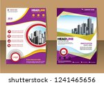 business abstract vector... | Shutterstock .eps vector #1241465656