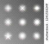 flash light camera effect... | Shutterstock .eps vector #1241533249