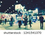 abstract blurred photo of... | Shutterstock . vector #1241541370