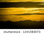 early morning sunrise over...   Shutterstock . vector #1241583073