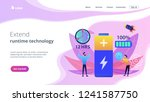 users and battery performance... | Shutterstock .eps vector #1241587750