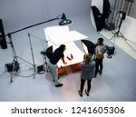 product photography shoot of... | Shutterstock . vector #1241605306