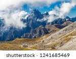 view from three peaks to cadini ... | Shutterstock . vector #1241685469
