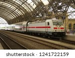 dresden  germany   april 29 ... | Shutterstock . vector #1241722159