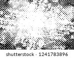 grunge overlay layer. abstract... | Shutterstock .eps vector #1241783896