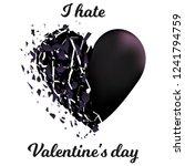 Broken Heart I Hate Valentines...