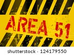 "warning sign "" area 51 "" 
