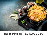 german  polish  austrian...   Shutterstock . vector #1241988310